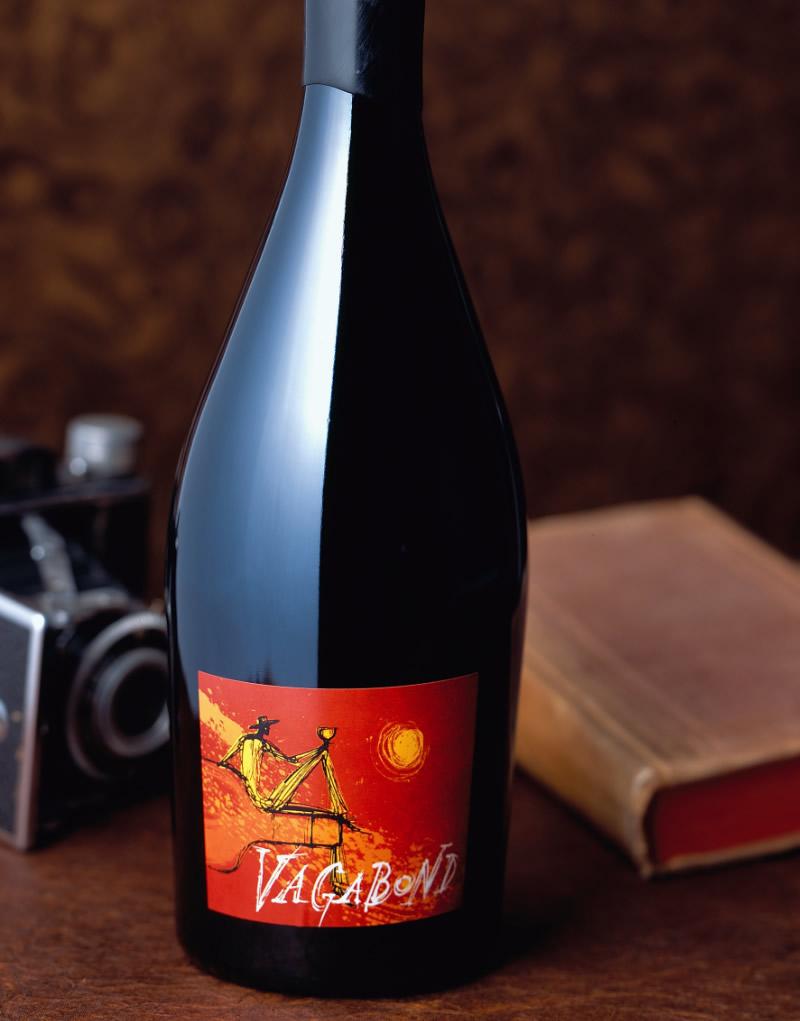 Vagabond Wine Packaging Design & Logo