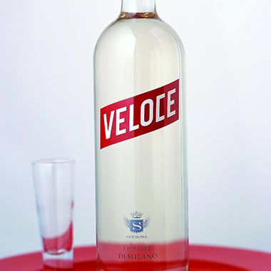 Veloce Spirits Packaging Design & Logo