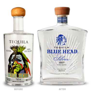 Blue Head Tequila