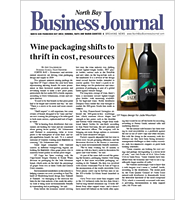 Wine Packaging Shifts to Thrift in Cost, Resources