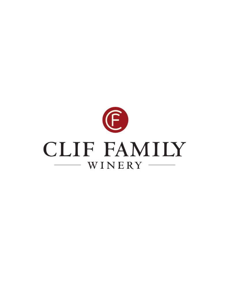 Clif Family Winery Logo Design