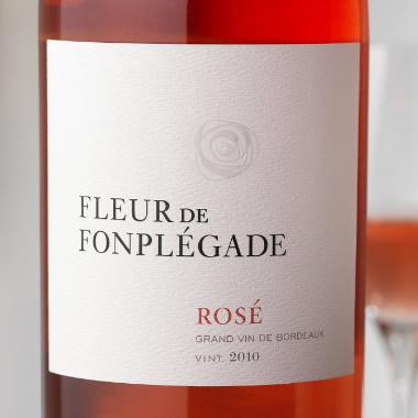 Fleur De Fonplégade Rosé