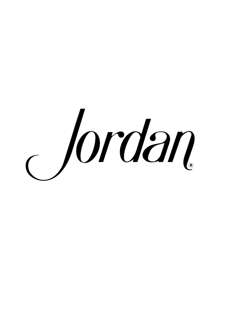 Jordan Winery Logo Design