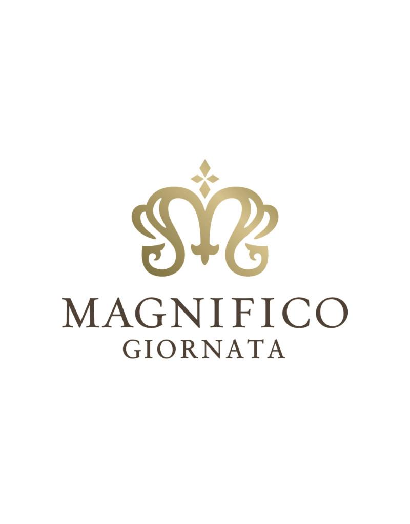 Magnifico Giornata Logo Design