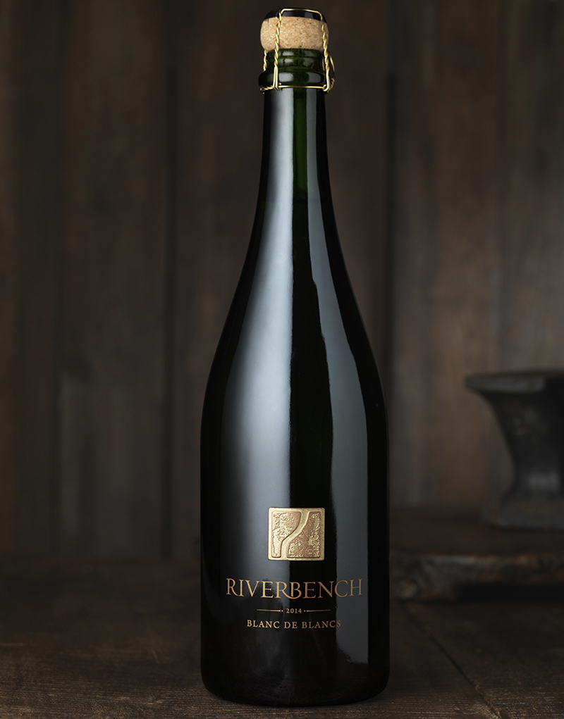 Riverbench Wine Packaging Design & Logo Sparkling Wine