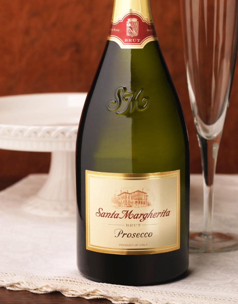 Santa Margherita Wine Packaging Design & Logo Prosecco