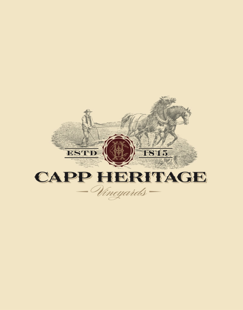 Capp Heritage Logo Design