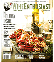 "Wine Enthusiast's Holiday Gift Guide Featuring ""99 Bottles of Wine"""