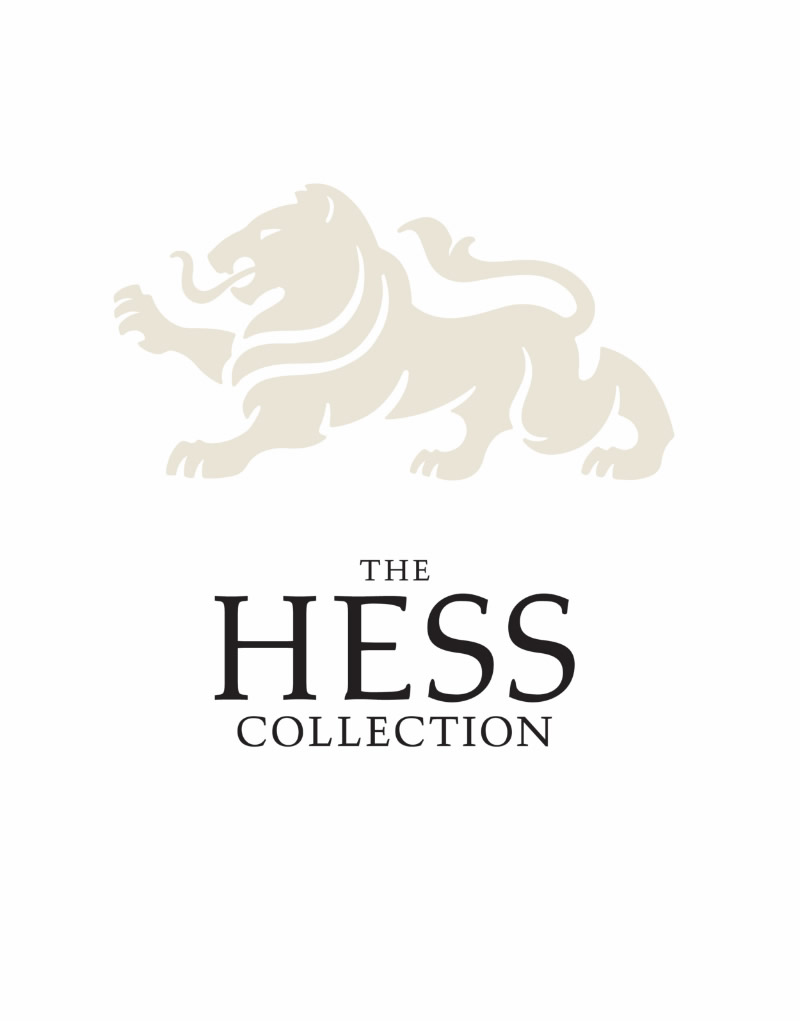 The Hess Collection Logo Design