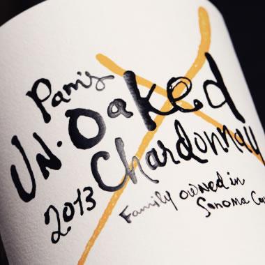 Pam's Unoaked Chardonnay