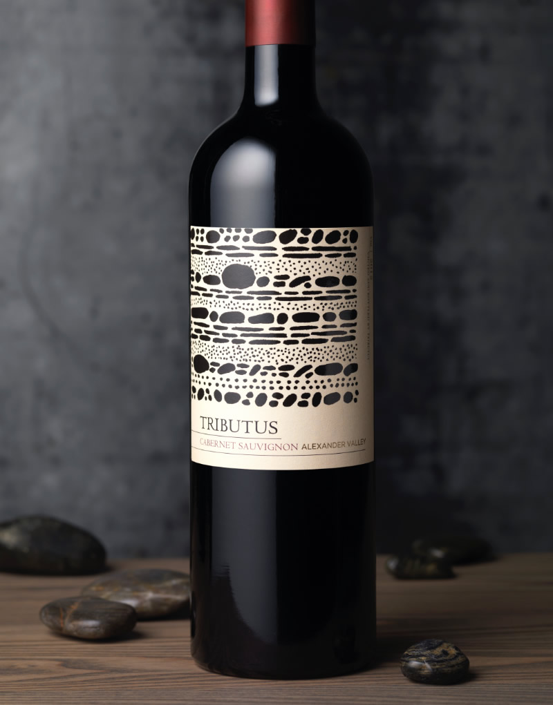 Tributus Wine Packaging Design & Logo