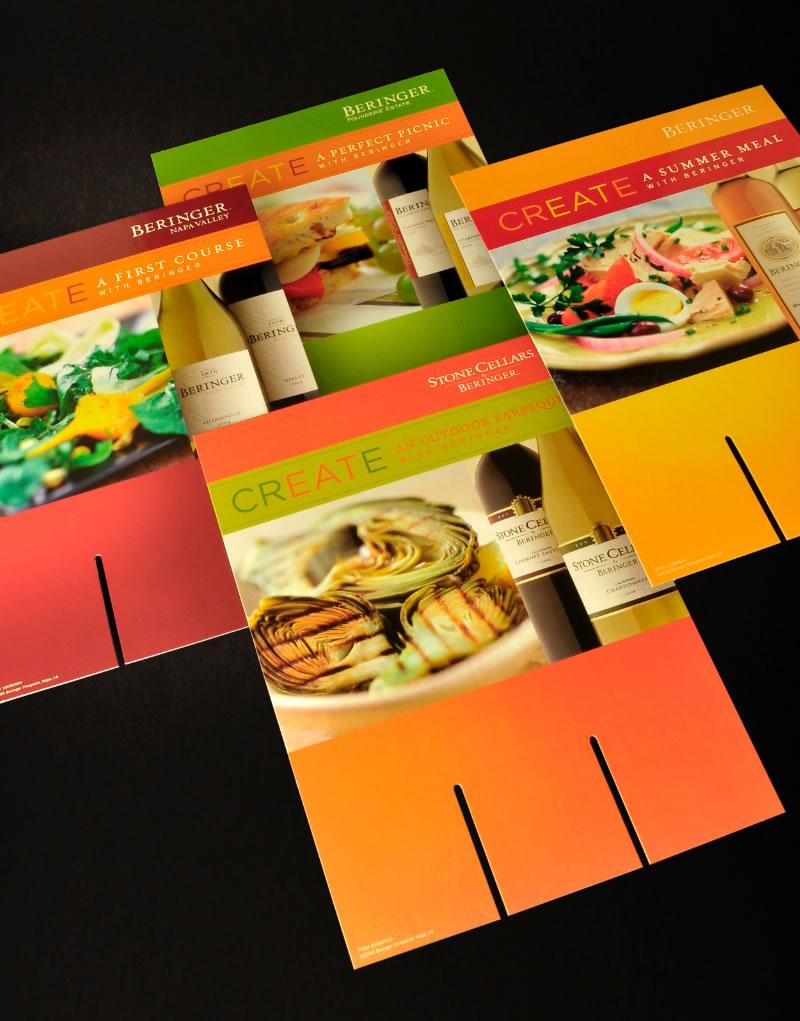 Beringer Case Card Design
