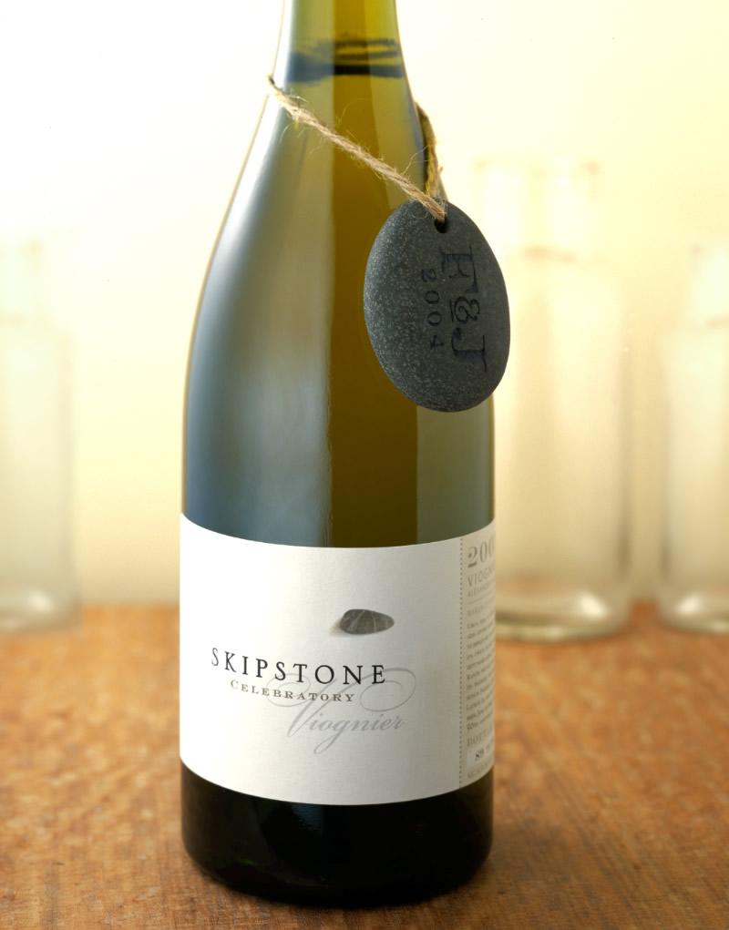 Skipstone Wine Packaging Design & Logo