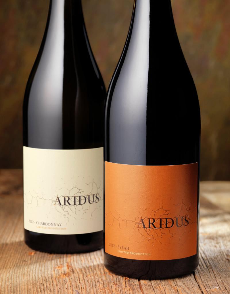 Aridus Wine Packaging Design & Logo