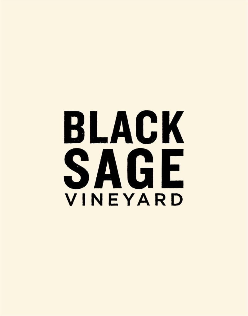 Black Sage Vineyard Logo Design