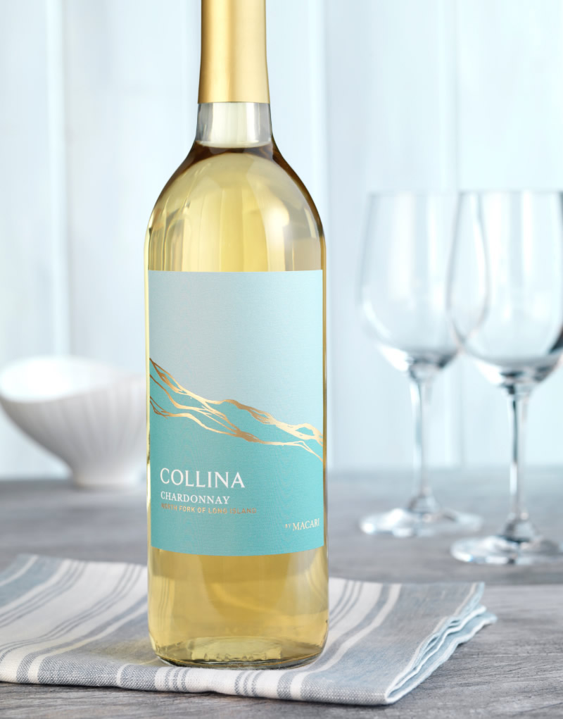 Collina Wine Packagind Design & Logo