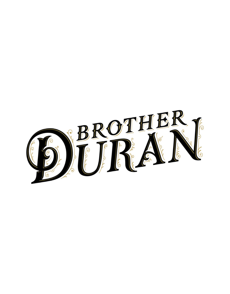Brother Duran Logo Design