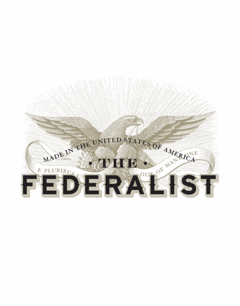 The Federalist Logo Design