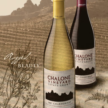 Chalone Vineyard Ad Campaign