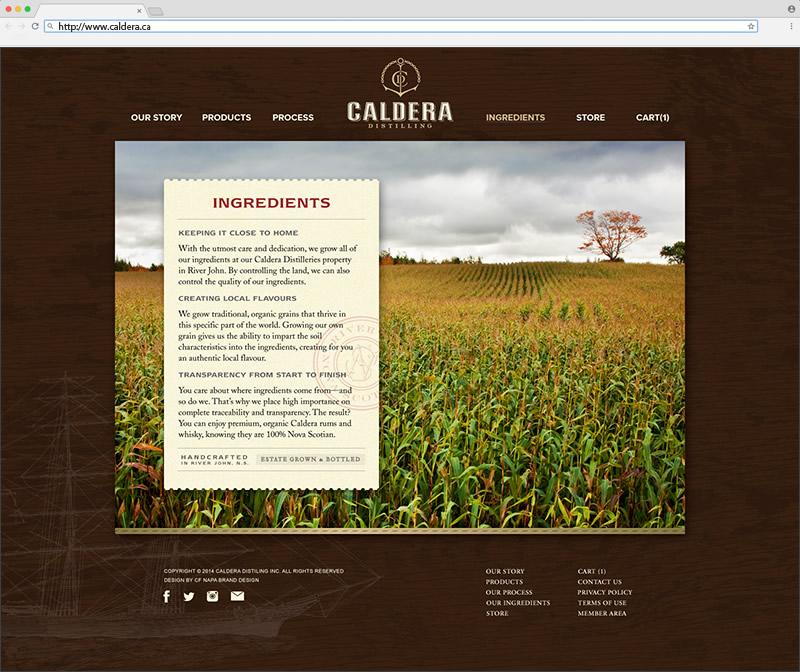 Caldera Distilling