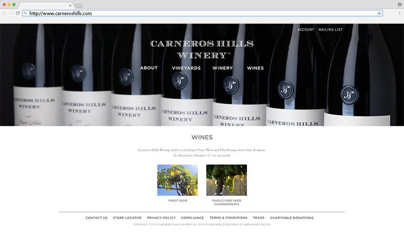 Carneros Hills Winery