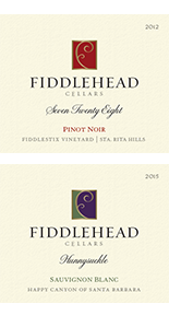Fiddlehead Cellars Debuts New Labels Celebrating Vineyard History and Success