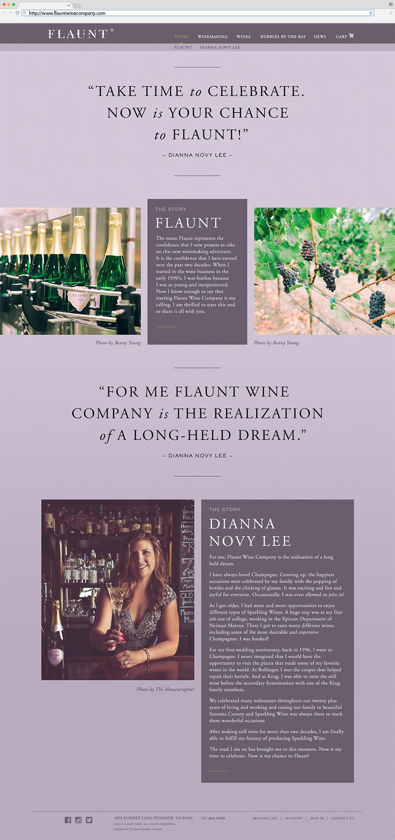 Flaunt Wine Company