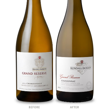 Kendall-Jackson Grand Reserve White Wines