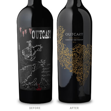Outcast Wines – Top Tier