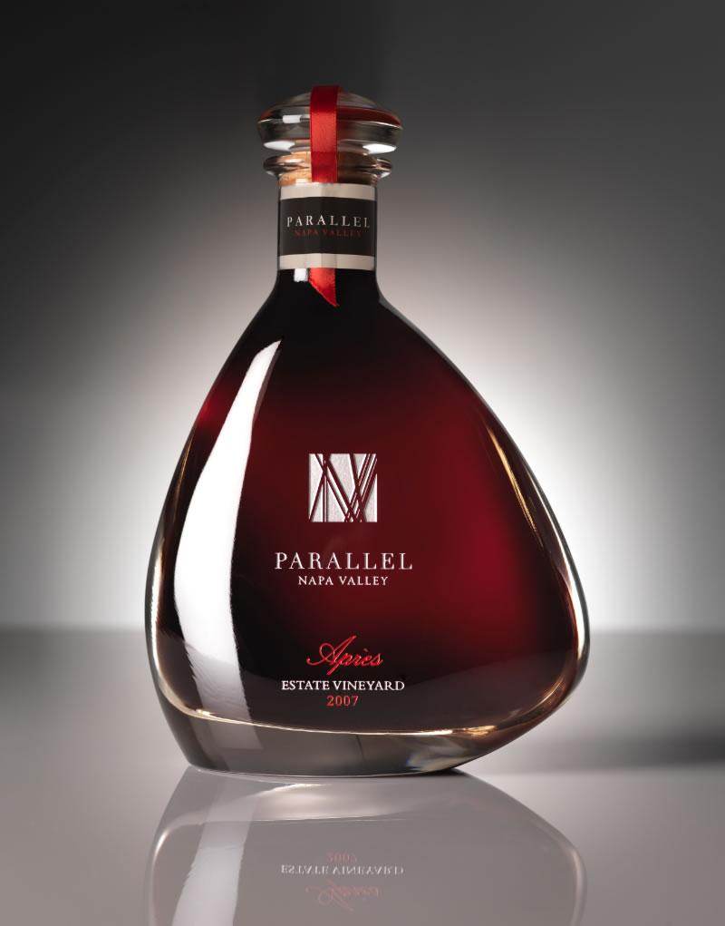 Parallel Aprés Port Packaging Design & Logo