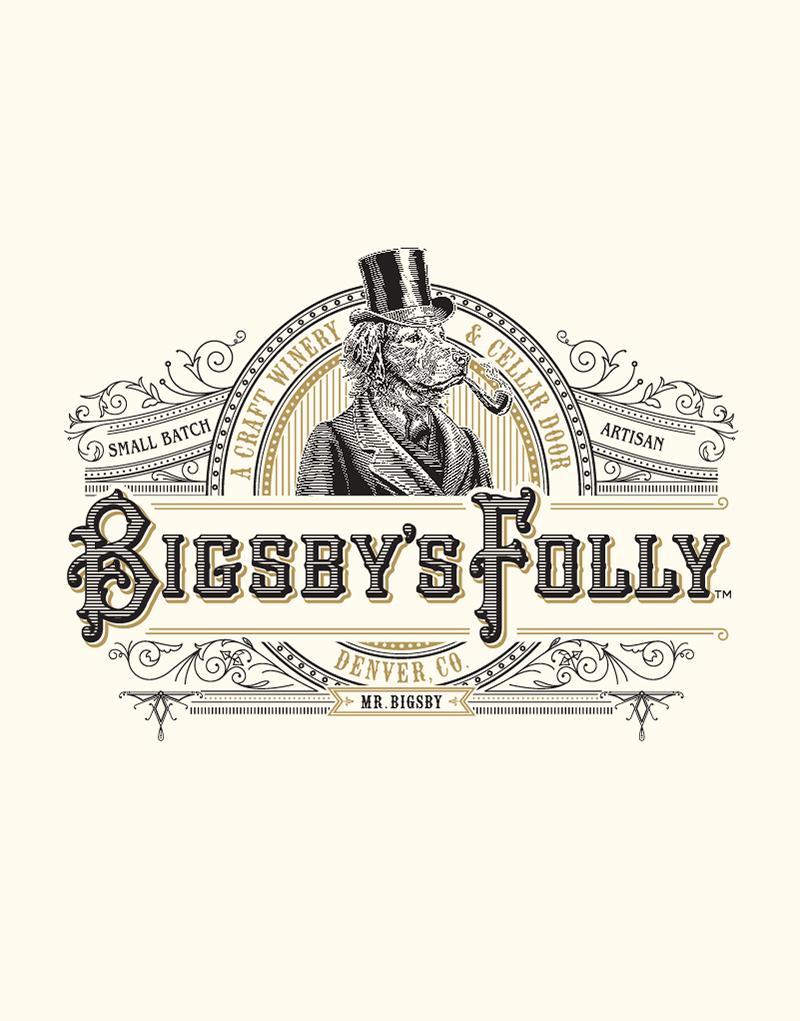 Bigsby's Folly Logo Design