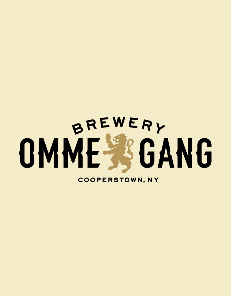 Brewery Ommegang Logo Design