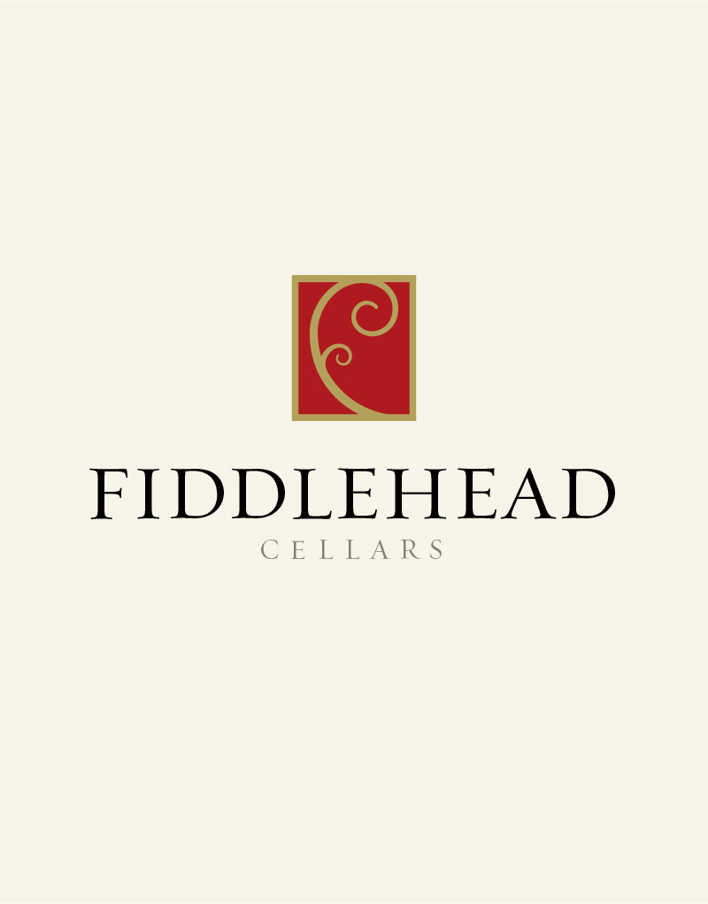 Fiddlehead Cellars Logo Design
