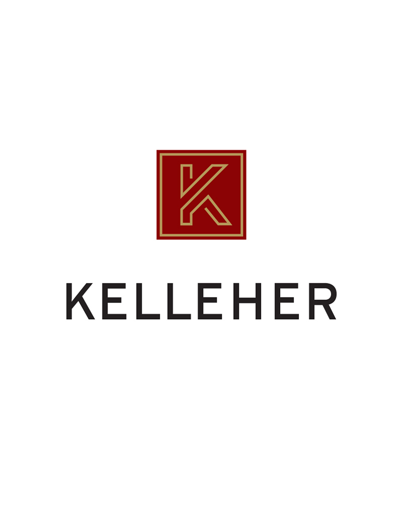 Kelleher Family Vineyards Logo Design