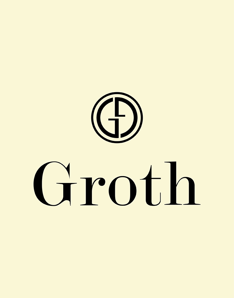 Groth Logo Design