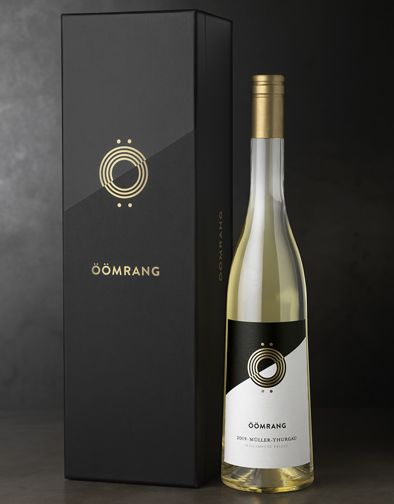 Öömrang Wine Gift Box Design