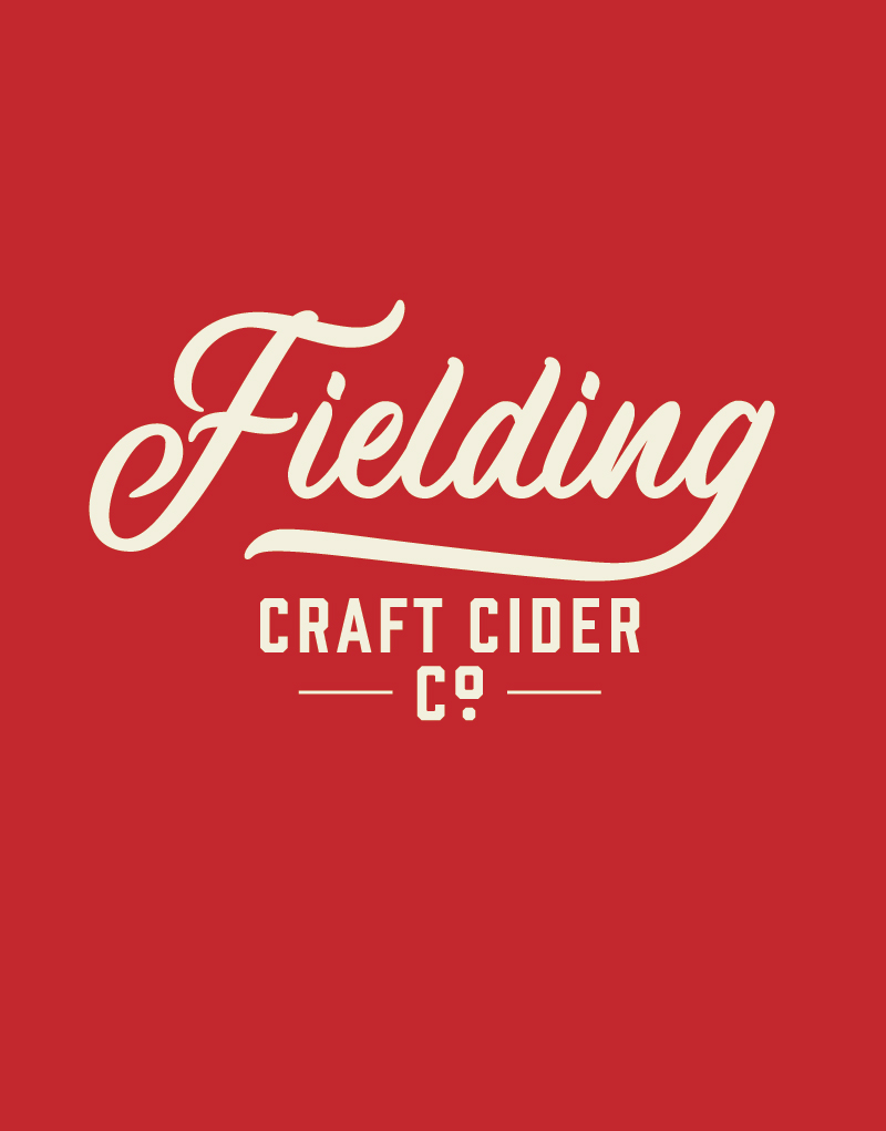 Fielding Craft Cider Co. Logo Design