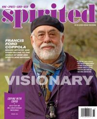 """David Schuemann Interviewed for """"Making the Grade"""" in Spirited Magazine"""